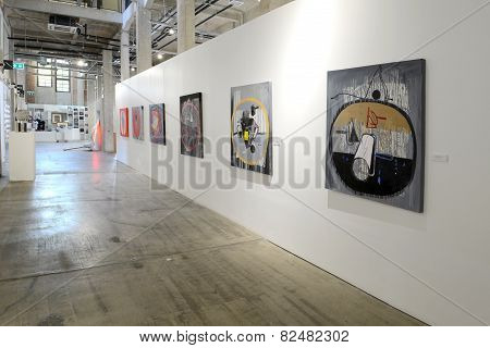Art Exhibition By Kamol Tassananchalee & Friends 71 Years Anniversary At Ratchadamnoen Contemporary