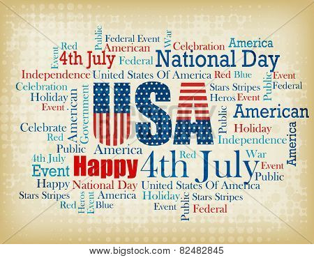 Usa Wordcloud