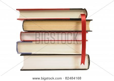 Hardback Books With Bookmark Ribbon