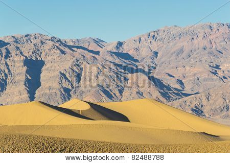 Mesquite Flat Dunes Death Valley