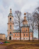 stock photo of uglich  - Church of the Kazan Icon of the Mother of God in Uglich - JPG