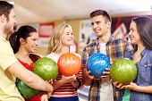 foto of bowling ball  - people - JPG