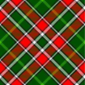 foto of kilt  - Textured tartan plaid - JPG