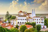 stock photo of palace  - Sintra - JPG