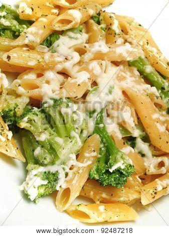 Pasta Collection - Macaroni With Broccoli