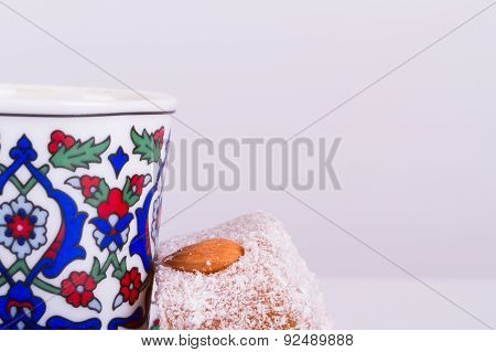 Turkish Delights With Coffee