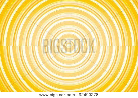 orange seamless circle background