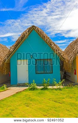 Resort At The Pacific Ocean In Panama