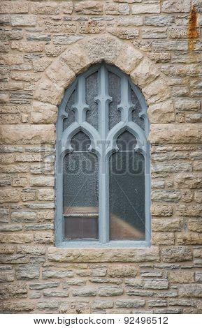 Small Church Window
