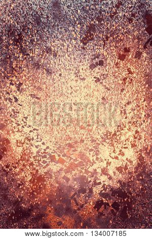 abstract particle background, texture, painted, illustration digital painting
