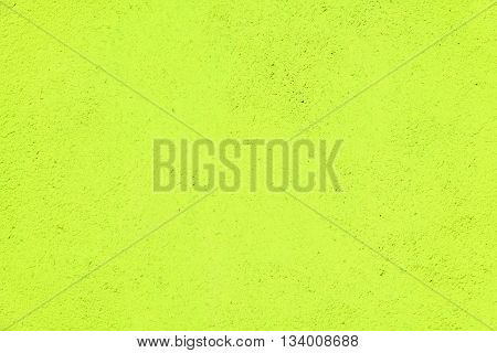 neon green wall texture for background pattern
