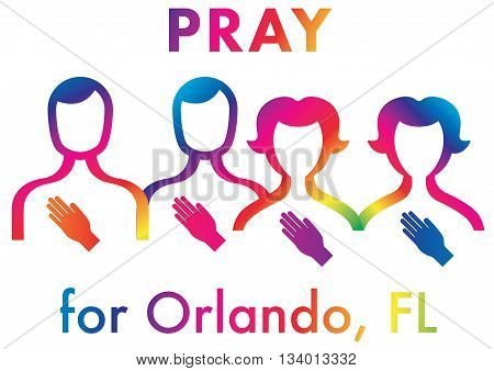 Please pray for Orlando, Florida. Site of the Largest Mass Murder In American History.