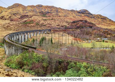 The Famous Glenfinnan Viaduct
