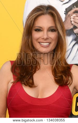 LOS ANGELES - JUN 10:  Alex Meneses at the Central Intelligence Los Angeles Premiere at the Village Theater on June 10, 2016 in Westwood, CA