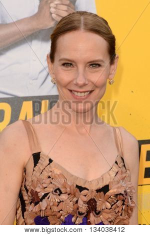 LOS ANGELES - JUN 10:  Amy Ryan at the Central Intelligence Los Angeles Premiere at the Village Theater on June 10, 2016 in Westwood, CA