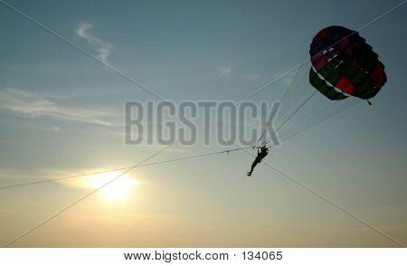 Parachutting Water Sports 4