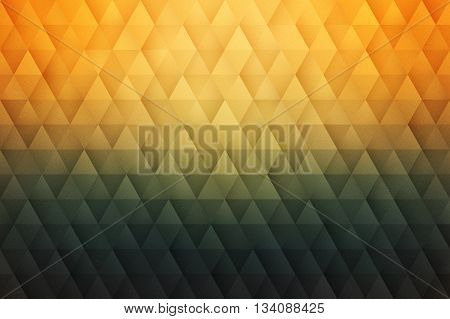 Abstract 3d vector geometrical triangular textured bright background for design business print web ui and other