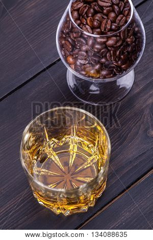 Coffee And Whisky