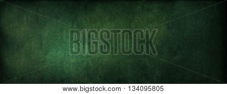 Dark Green Blackboard Chalk School Background