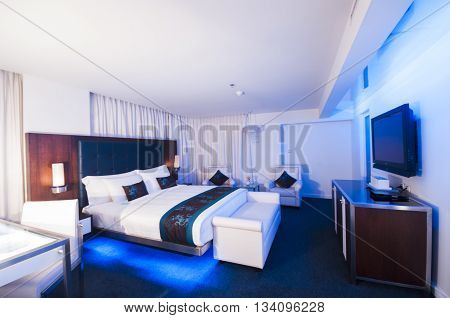 Hotel, Bangkok,thailand