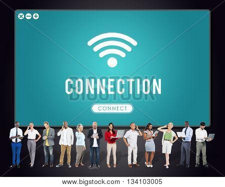 Internet Wifi Connection Access Hotspot
