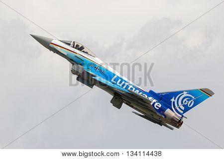 German Eurofighter Berlin Ila