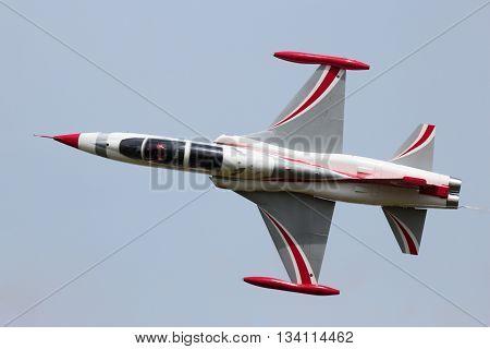 Turkish Stars F-5