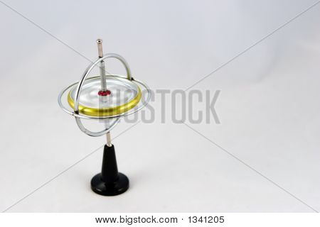 Gyroscope Spinning