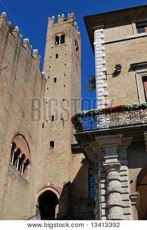 Rimini Old Town