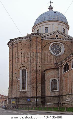 Basilica Of Saint Anthony In Padua