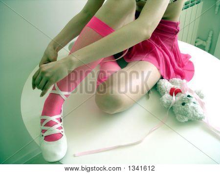 Pink Stockings