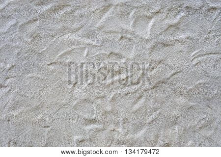 plaster as background