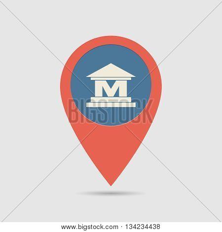 Map Pin Museum