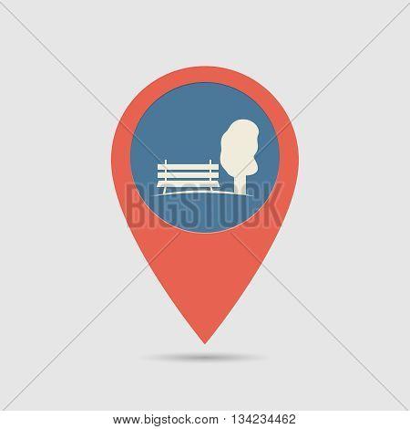 Map Pin Park
