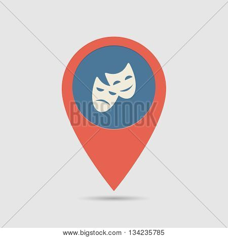 Map Pin Theatre