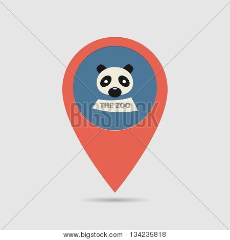Map Pin Zoo