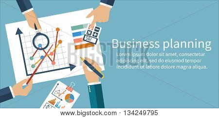 Finance Report, Concept