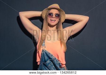 Attractive Summer Girl