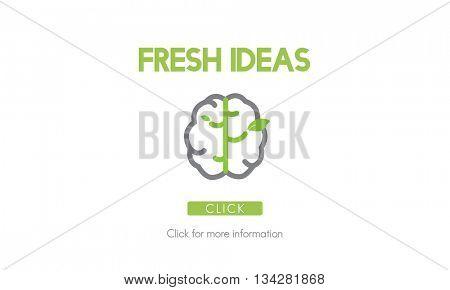 Big Data Creative Thinking Ideas Concept