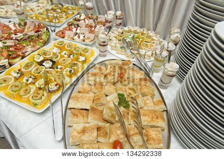 Various Food On The Table