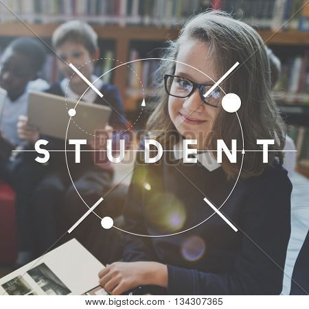 Knowledge Student Learning Education Graphic Concept