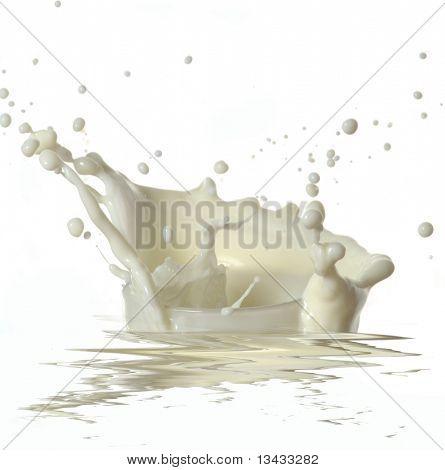 Milch milkshake