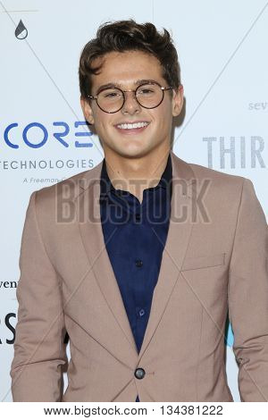 LOS ANGELES - JUN 13:  Mikey Murphy at the 7th Annual Thirst Gala at the Beverly Hilton Hotel on June 13, 2016 in Beverly Hills, CA