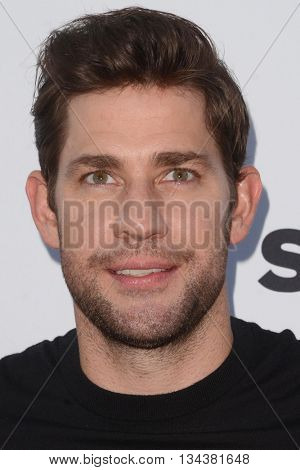 LOS ANGELES - JUN 14:  John Krasinski at the Lip Sync Battle FYC Event at the Saban Media Center on June 14, 2016 in North Hollywood, CA