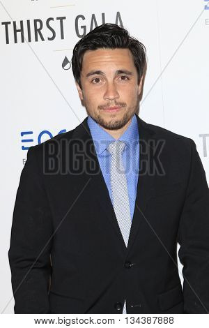 LOS ANGELES - JUN 13:  Chester See at the 7th Annual Thirst Gala at the Beverly Hilton Hotel on June 13, 2016 in Beverly Hills, CA