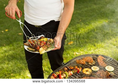What Can Be Better Than Barbecue?