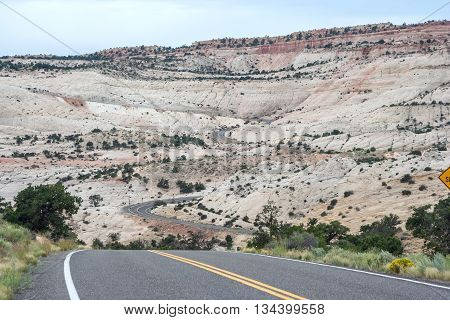 Grand Staircase-Escalante National Monument Utah, United State