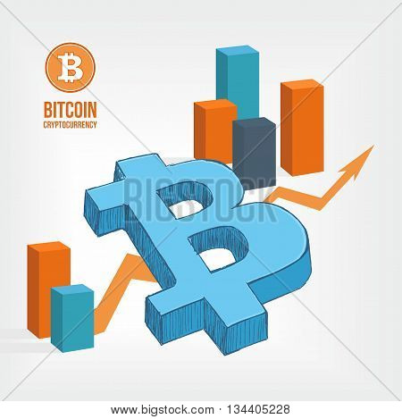 Bitcoin Symbol Infographic