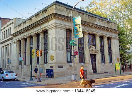 Corn Exchange National Bank Trust Company In Philadelphia