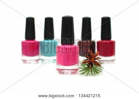 Makeup for a New Year - Nail polish